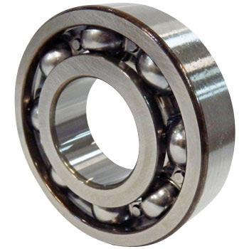 The Single-Row Deep Groove Ball Bearing No. 6300 Stand Open Type