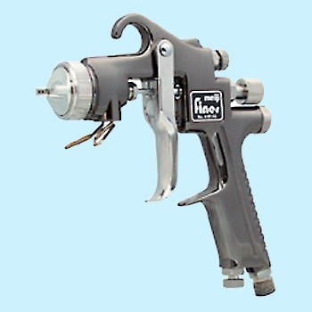 Spray Gun, Handle