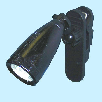 LED Clip Light With Magnet