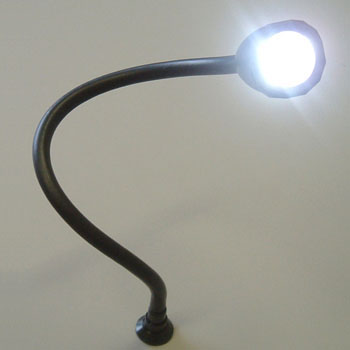 LED magnetic flexible light