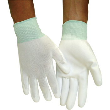 Precision Work Gloves, Palm Coated