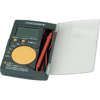 Pocket Type Digital Multimeter