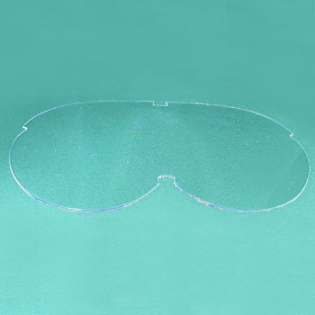 960052 Glasses Guard G Spare Lens