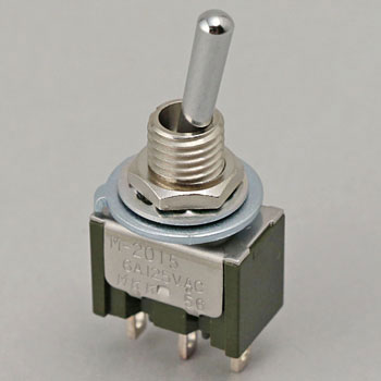 Base Lever Toggle Switch M Series