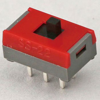 Micro Slide Switch SS-22