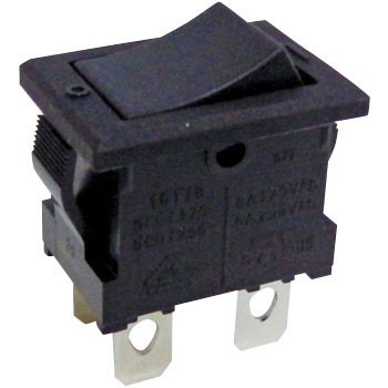 Rocker Switch S Type Jw Series Non-Illuminated Type