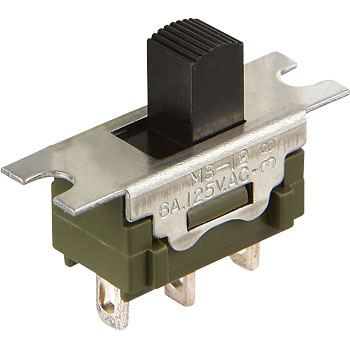 Small Slide Switch