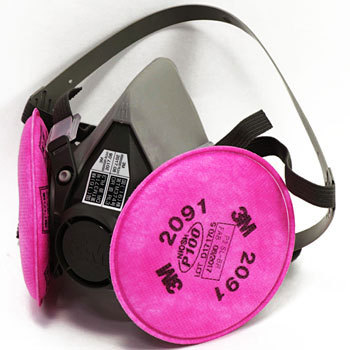 Dust Mask No.6000 2091-RL3