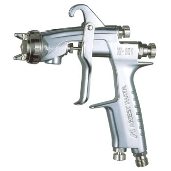 Automotive Refinish Spray Gun Bisho