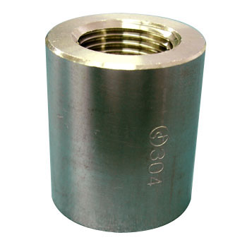 High pressure twisted type socket with stainless steel