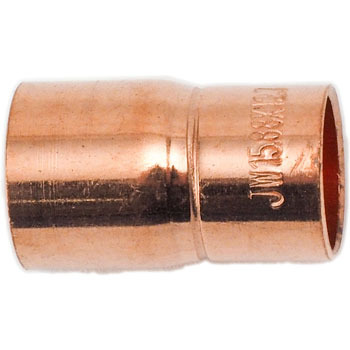 Copper Pipe Reducer, Reducing