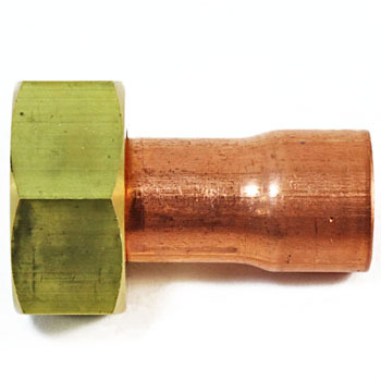 Copper Pipe Socket Adapter