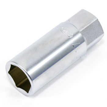 Socket for 12.7Sq. Aluminum Wheels