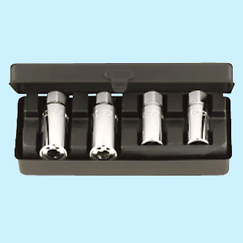 "1/2""sq. STUD BOLT REMOVER SET (4pcs.)"