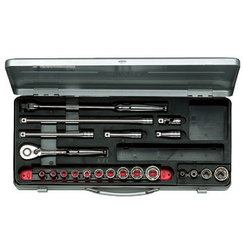 9.5sq. socket wrench set