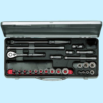"3/8""sq. SOCKET WRENCH SET (12pcs.)"