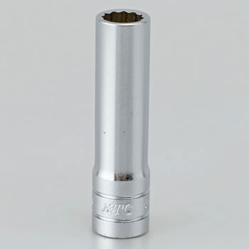 Deep Socket 6.3mm, 12 Angle