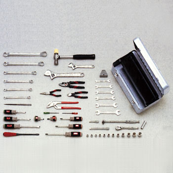 "1/2""sq. MECHANIC TOOL SET (44pcs.)"