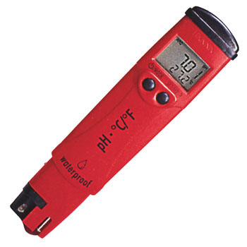 Highly Efficient Ph / Degree C Tester Phep, Pep) 5
