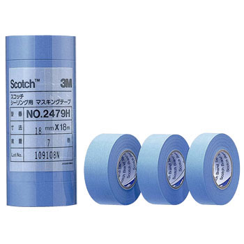Ceiling - Masking Tape, For Glass Sashes, 2479H