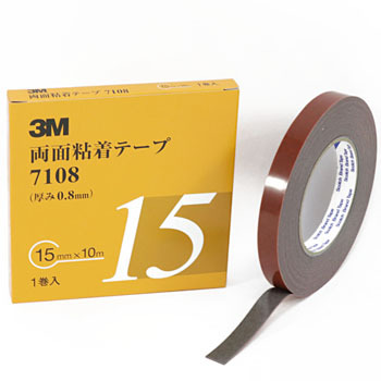 3M Double-Sided Adhesive Tape 7108Aad