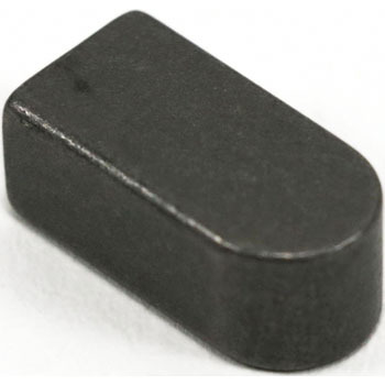 Machine Key Single Round Key, Dimensions of Cut Products