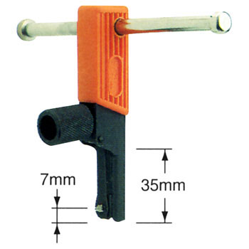 Internal Thread Head Repair Tool