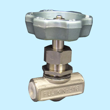 Screw in Type Panel Nut Needle Stop Valve