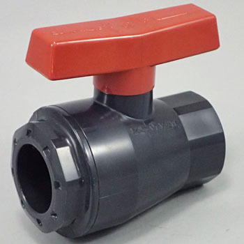 Eslon Lock Ball Valve, Compact Version Ball ValveScrew Type