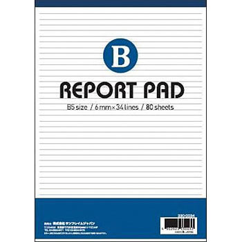 Report Paper 10 Book Pack