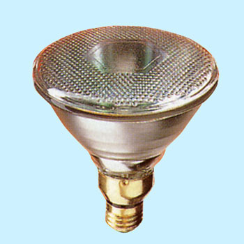 High Beam Light Bulb, Scattered Light Shape