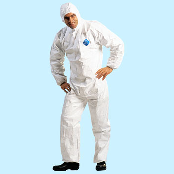 Protective Cloth, Tyvek, (R) Softwear Type II