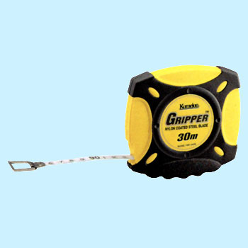 "Measure Tape, Steel, ""Gripper"""