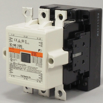 Standard form electromagnetic contactor
