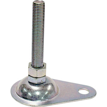 Adjustable Bolt, No Rubber, Unichrome Plating
