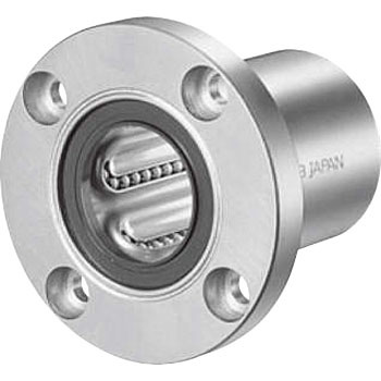 Round Flange Type Slide Bush, Smf Type