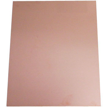 Copper Clad Laminate, Cut Board