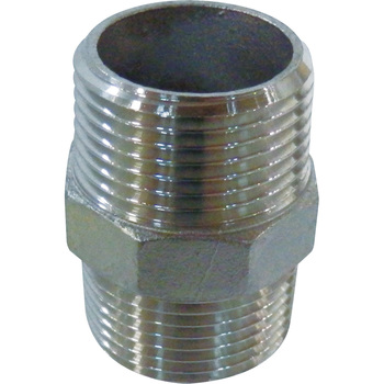 Pipe Fitting, Hexagon Nipple