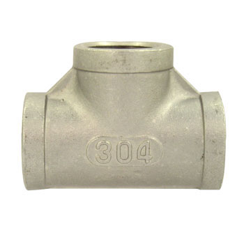 Pipe Fitting, Stainless Steel Tee