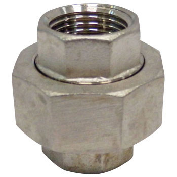 Pipe Fitting, Stainless Steel Screw Union