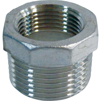 Pipe Fitting, Hexagon Bushing