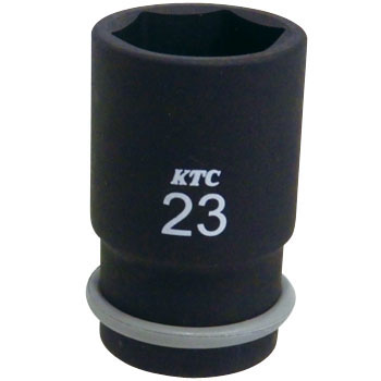 12.7sq. Socket for impact wrenches (semi deep thin meat) With a pin ring