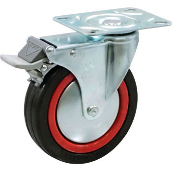 Swivel Caster, Total-Lock