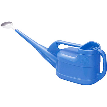 Farm Watering Can Blue