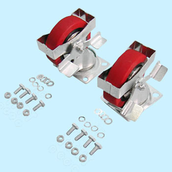 Swivel Caster Set, Lift Table