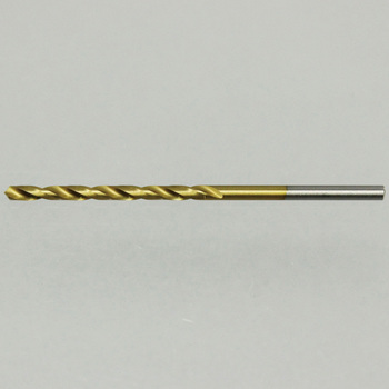 TiN Coating Straight Drill