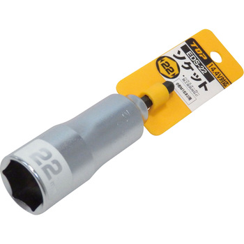 The socket for electric drills, impact corresponde