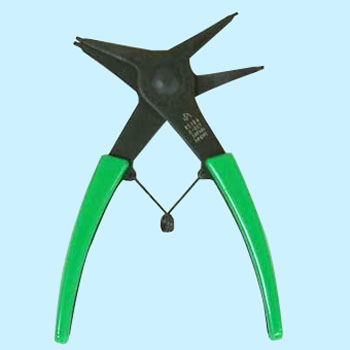 Pliers, with spring, external & internal use