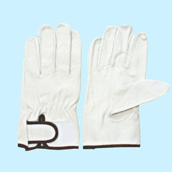 Pig Leather Gloves With Lining