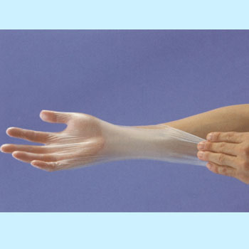 Silky Polypropylene Gloves